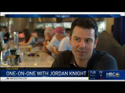 One-on-One With NKOTB's Jordan Knight