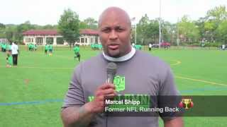 hh4s tv on the field marcel shipp friends now brothers football camps