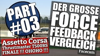 SimRacing Force Feedback Check Part#03 - Assetto Corsa // GANZ knappe Kiste!