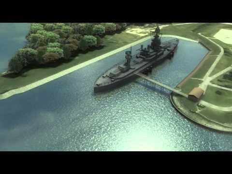 Battleship Texas Dry-Berth