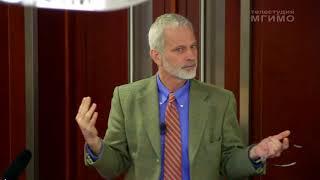William Wohlforth: «Forecasting and IR Theory» / Лекция Уильяма Уолфорта 21.03.18