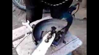 Электропила по русски electric saw