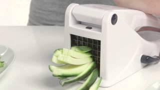 Produktvideo zu Metaltex Kartoffel- und Gemüseschneider Patato Plus
