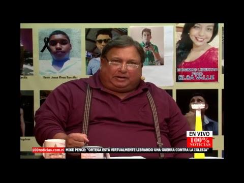 Jaime Arellano en la Nacion
