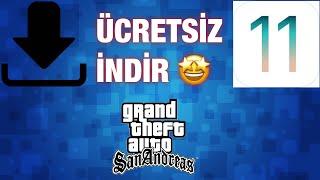 İOS 11 Ücretsiz GTA:San Andreas Nasıl İndirilir