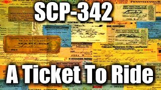 Anyone who uses SCP342 to board a vehicle is unable to exit said vehicle by any means Once the vehicle ends its route and ceases movement the user will