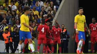 ブラジルがパナマを圧倒も1-1でドロー決着…チリはメキシコ相手に1-3敗戦/国際親善試合