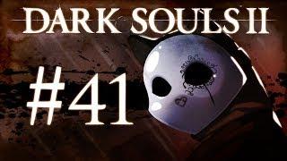 Dark Souls 2 Gameplay Walkthrough w/ SSoHPKC Part 41 - Scorpioness Najka Boss Fight