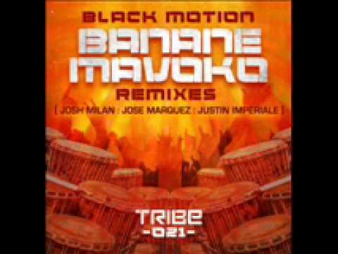 Download Black Motion - Banane Mavoko (Justin Imperiale Radio Mix)