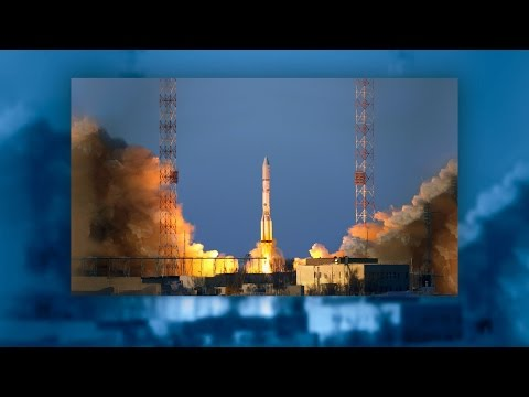 Inmarsat-5 F3 Launch (recording) - Global Xpress