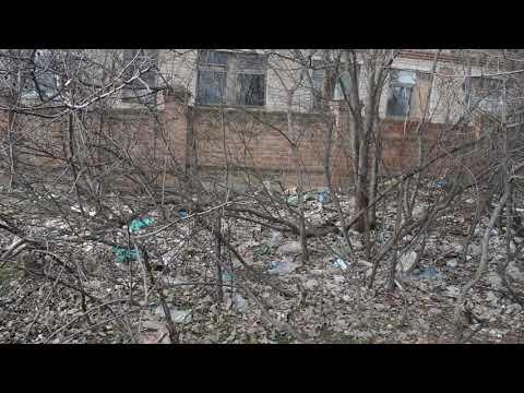 """ГБУЗ СК """"Ипатовская районная больница"""", ул. Гагарина, 123, превращена в мусорный полигон, 01.03.2020"""