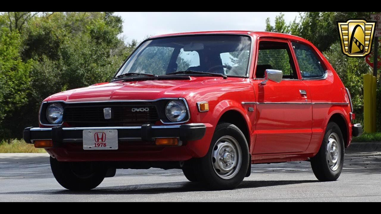 1978 honda civic gateway classic cars orlando 613 youtube for 1978 honda civic