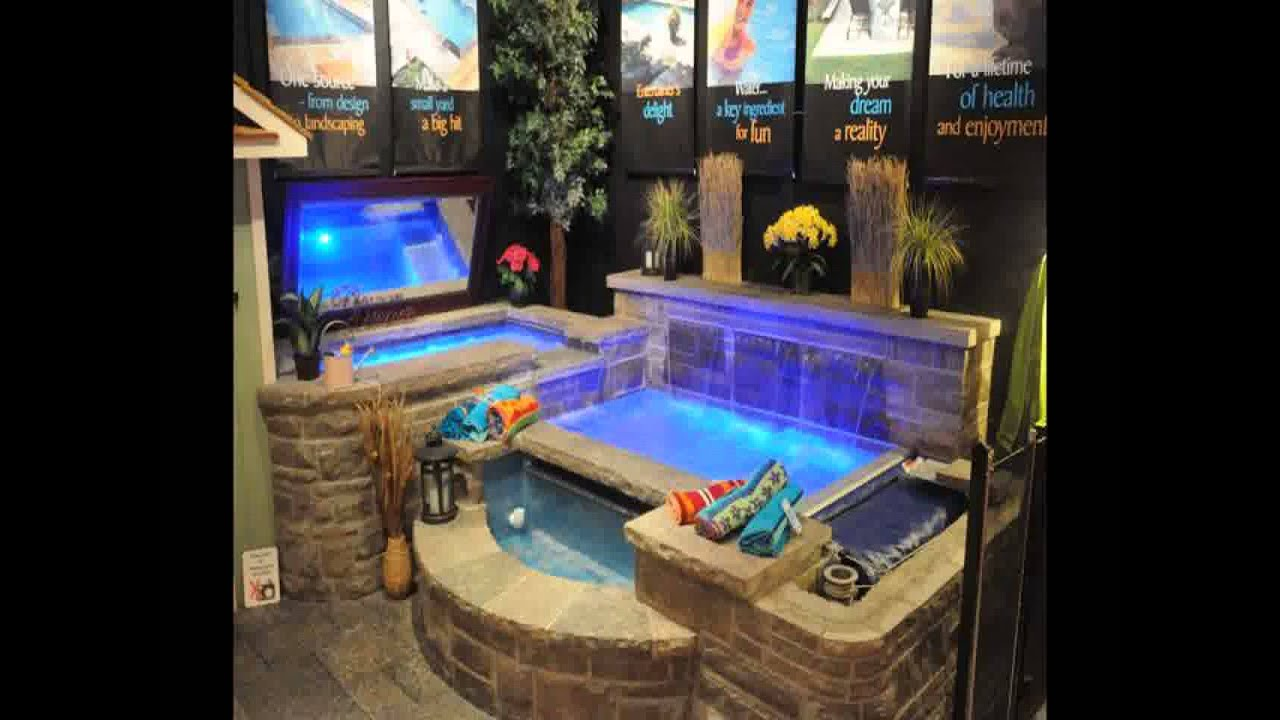 new hydrotherapy pool design