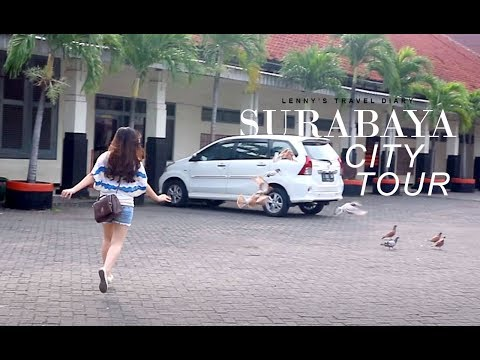 [VLOG#05] SURABAYA CITY TOUR