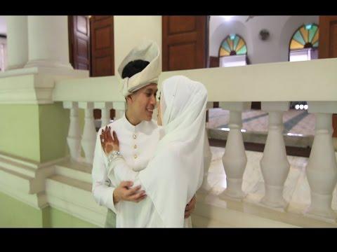 Shazni & Illya's Nikah 8th August 2015.
