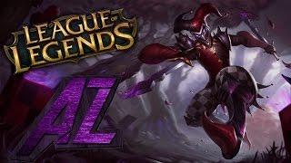 A-Z League of Legends: Shaco AP silniejszy niż pod AD?
