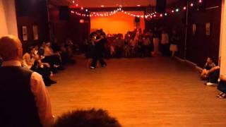 Maria Jose Sosa & Ed Goytia: Argentine tango @ La Nacional