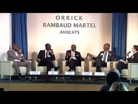 "Conference Kusuntu-Orrick 2013 - The challenge of financing ""Corporate Africa"""