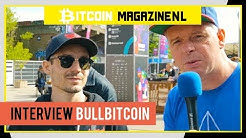 Interview BULLBITCOIN about possibilities and future of Bitoin (BTC) || BitcoinMagazine NL