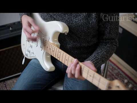 Fender EOB Sustainer Stratocaster Demo