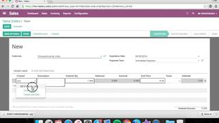 ODOO | The Bakery Final Version