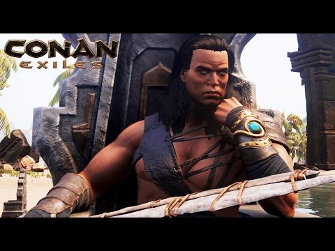 EL NUEVO REY HA LLEGADO!! - Conan Exiles #1 - NexxuzWorld