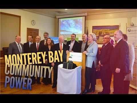 Monterey Bay Community Power Press Conference