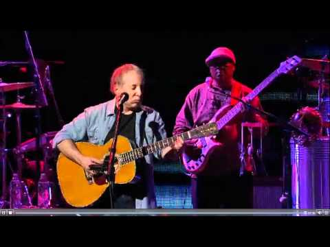 Paul Simon - Hearts And Bones / Mystery Train / Wheels - Live at iTunes Festival