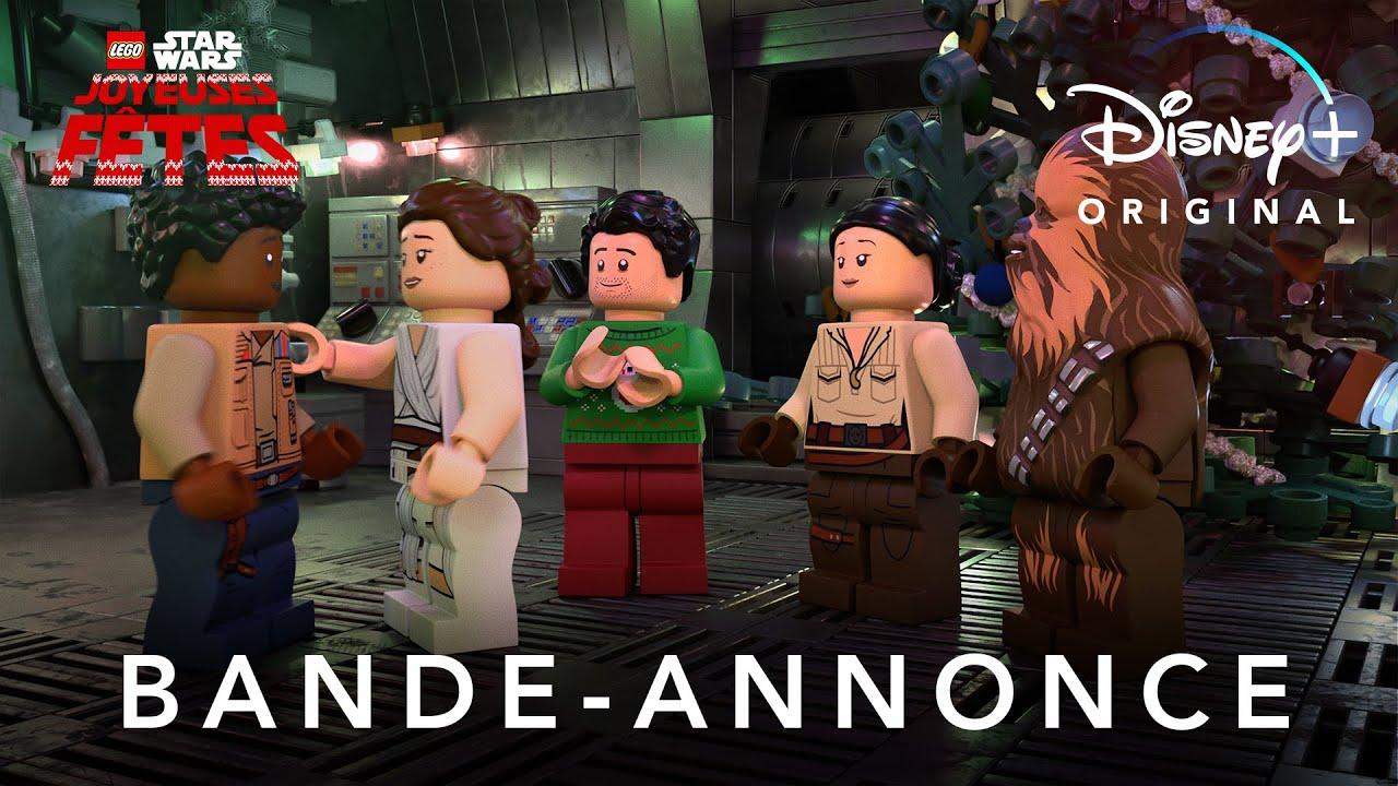 Lego Dessin Animé Complet En Francais Bande Annonce Vf