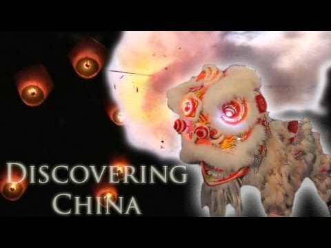 Discovering China - CHINESE NEW YEAR!