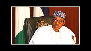 Full text of Buhari's address at International Criminal Court event