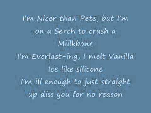 Eminem just dont give af lyrics