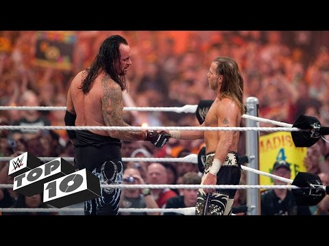 Thumbnail: Emotional WrestleMania moments - WWE Top 10