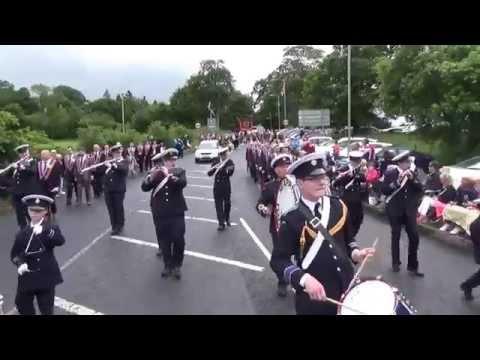 Seapatrick Flute Band @ Lenaderg 12th 2015