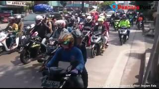 Download Video Mudik Lebaran 2018: Pemudik Sepeda Motor Kuasai Jalur Pantura MP3 3GP MP4