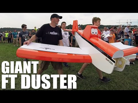 Flite Test | Giant FT Duster