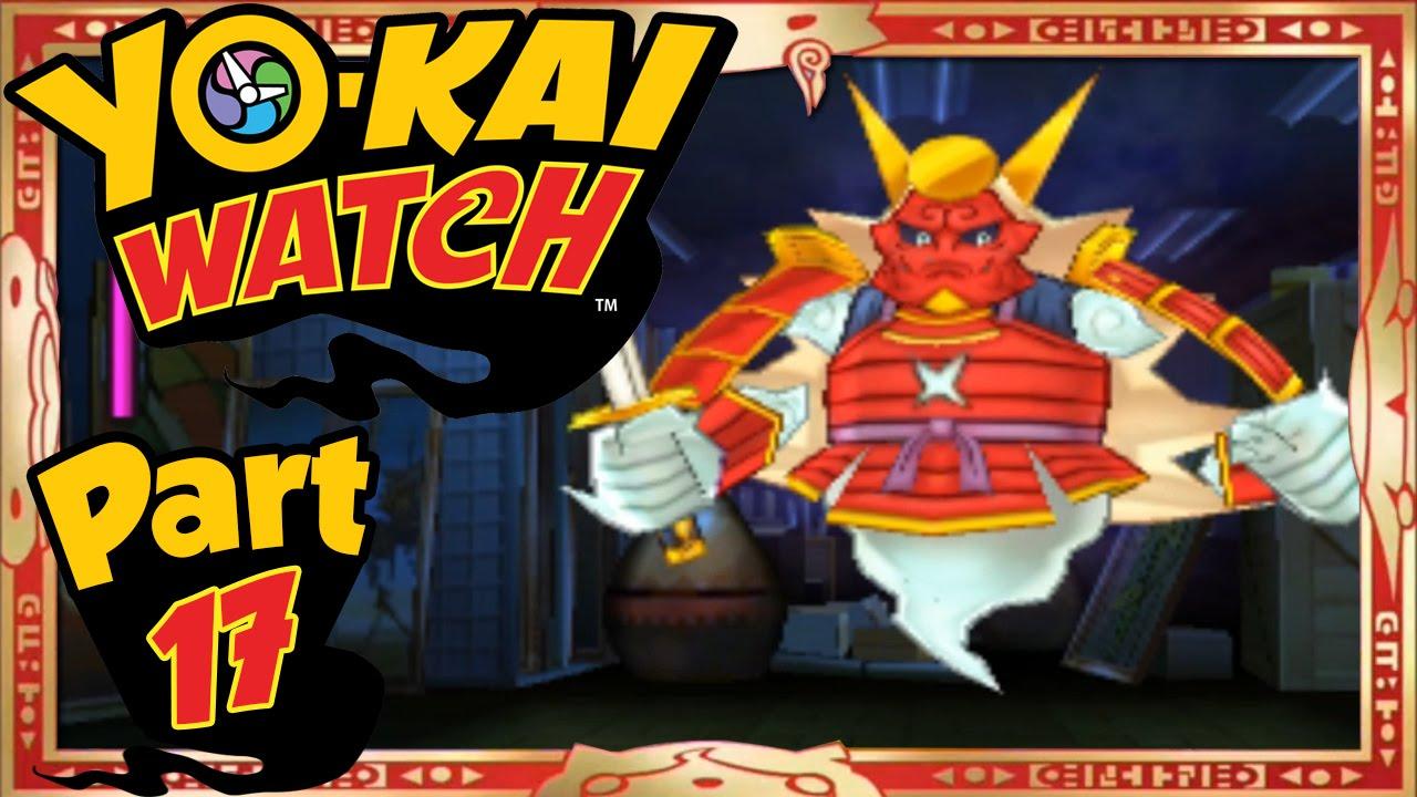 Yo-Kai Watch - Part 17 | Haunted Museum Boss! [English Gameplay Walkthrough] - YouTube