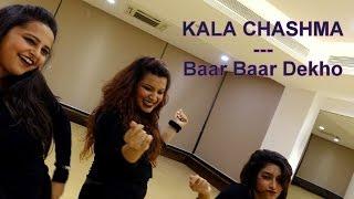 Kala Chashma | Baar Baar Dekho | Sidharth Malhotra Katrina Kaif - Choreography by Casey