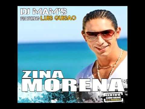 DJ MAM'S  POUR   DJ SAM     ZINA MORENA