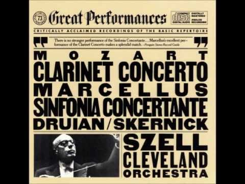 George Szell - Sinfonia concertante for violin, viola, orchestra in E flat major, 2: Andante