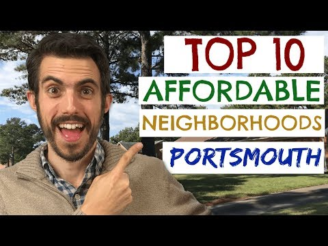 Living In Portsmouth, Virginia? - Top 10 Affordable Neighborhoods To Live In Portsmouth!