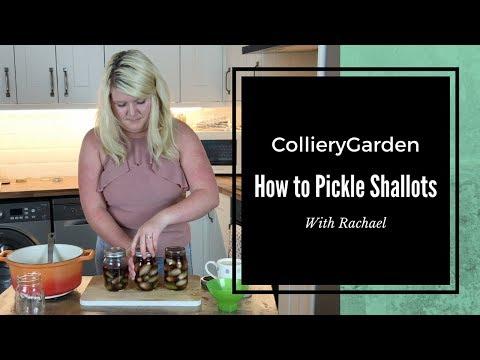 Rachael's Kitchen | Pickling Shallots & Onions