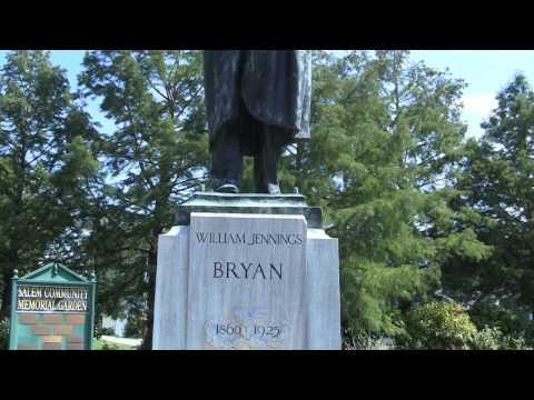 William Jennings Bryan and Salem, Illinois