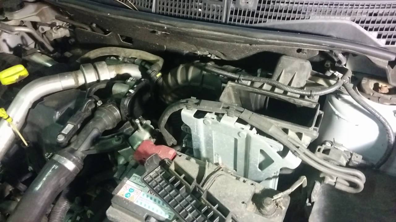 Maxresdefault on Nissan An Air Filter Replacement