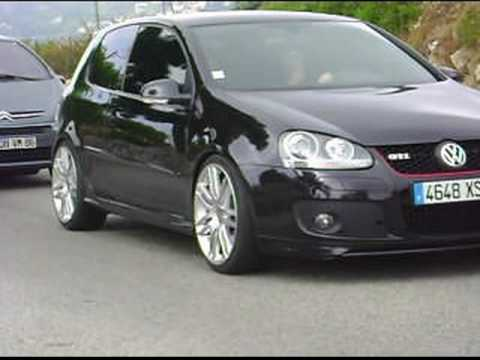 golf gti pirelli by ldp 300ch youtube. Black Bedroom Furniture Sets. Home Design Ideas