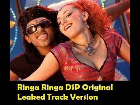 Ringa Ringa Devi Sri Prasad (DSP) Leaked Track Song - Arya 2 Telugu