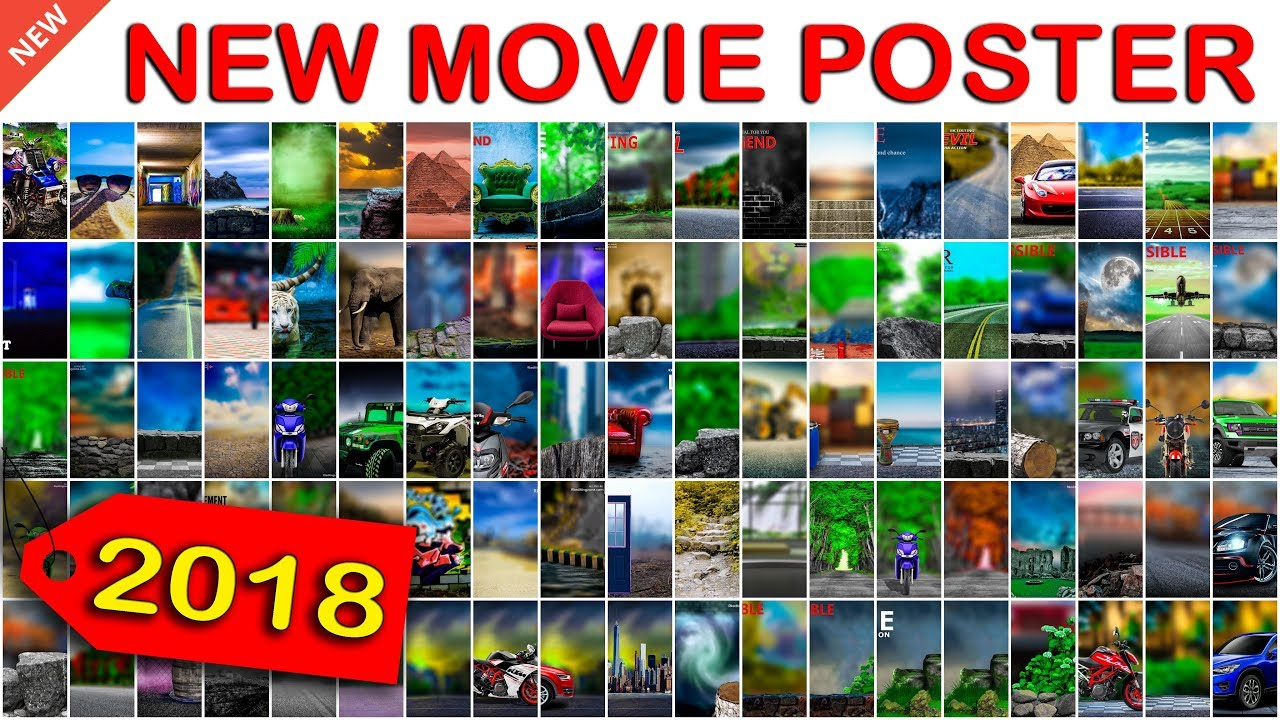 Movie Poster Background For Photoshop And Picsart Editing | Movie Poster  Backgrounds