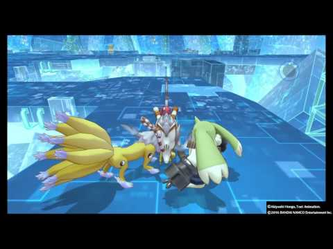 DIGIMON STORY CYBER SLEUTH: Kuwagamon's Lost Property Case