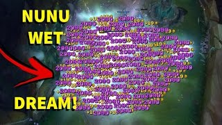 NEW FULL AP NUNU!! INSANE WOMBO COMBO! UNBELIEVABLE DAMAGE! [ League of Legends ]
