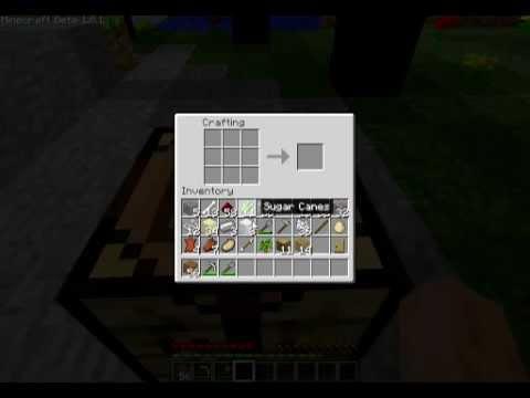 Como hacer una puerta en minecraft youtube for Como hacer una puerta corrediza casera
